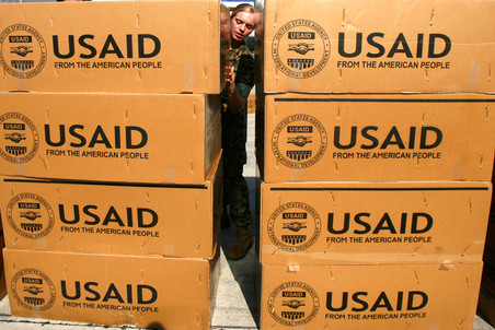 USAID to shut down in Russia leaving local NGOs without funding — Gazeta.Ru