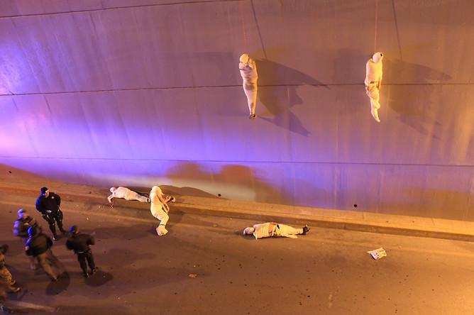 ВМексике вкузове автомобиля найдено 9 трупов