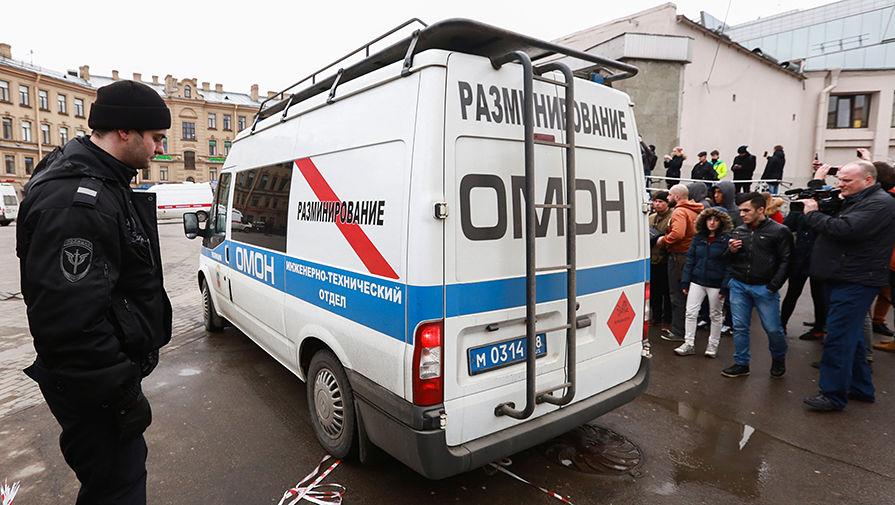 Спецслужбы знали оподготовке теракта вСанкт-Петербурге