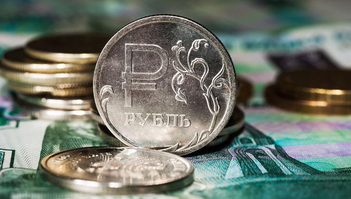 Объем ФНБ увеличился вначале весны на74 млрд руб.