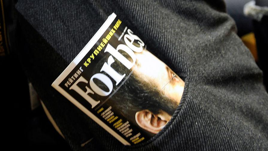Редакция Forbes обратилась впрокуратуру после исчезновения статьи обратьях Магомедовых
