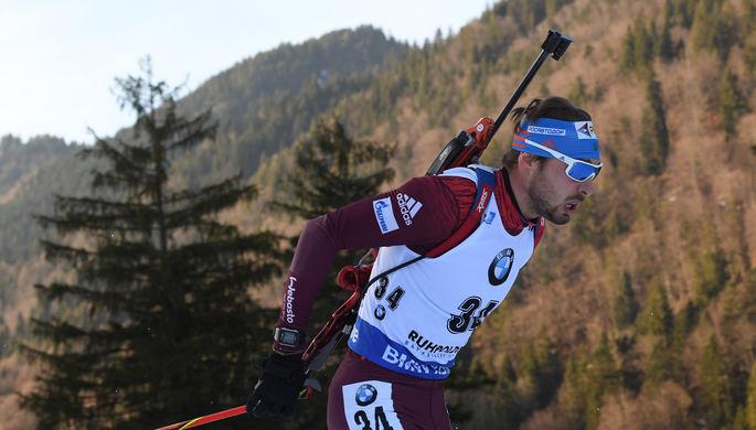 Уфимский биатлонист Антон Бабиков завоевал «бронзу» вэстафете этапа Кубка мира
