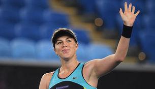 Àíàñòàñèÿ Ïàâëþ÷åíêîâà íà Australian Open-2020