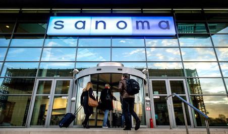 ������������ Sanoma �������� �� ������� ���������� ������������� Sanoma Independent Media, ������� ������ ���������� � Cosmopolitan