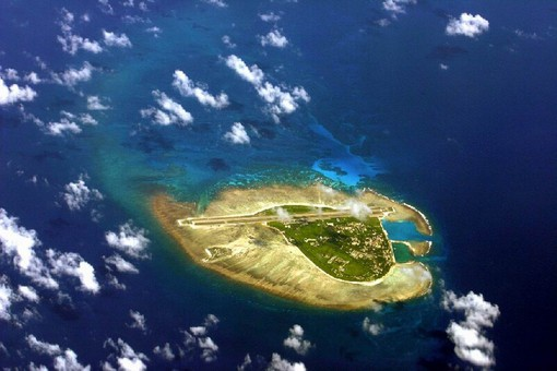 Острова Спратли