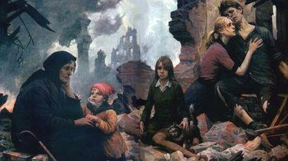 Ветеран войны Борис Стамблер о том, почему России и Западу пора остановиться