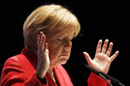 Канцлер Германии Ангела Меркель обвинила Россию в том, что она создает «угрозу международной стабильности»