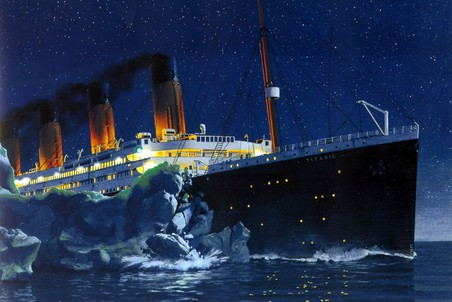 Астрономы проставили еще одну точку в деле о гибели «Титаника»