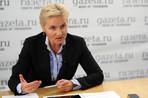 Онлайн-интервью с вице-премьером Ольгой Голодец