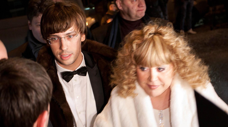 Фото свадьбы пугачева с галкиным