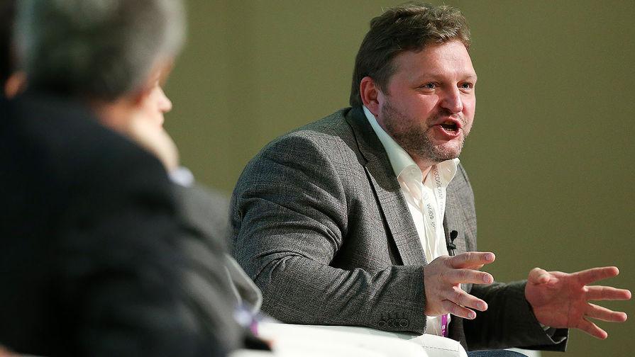 Губернатор Кировской области Никита Белых на III Общероссийском гражданском форуме