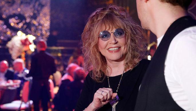 Пугачёва сообщила, что донедавнего времени специально неслушала свои песни