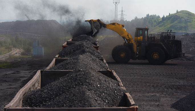 Путин: запасов угля в РФ хватит на500 лет
