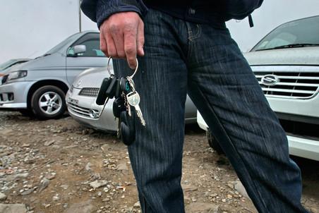 Рынок подержанных автомобилей в России сократился на 4%