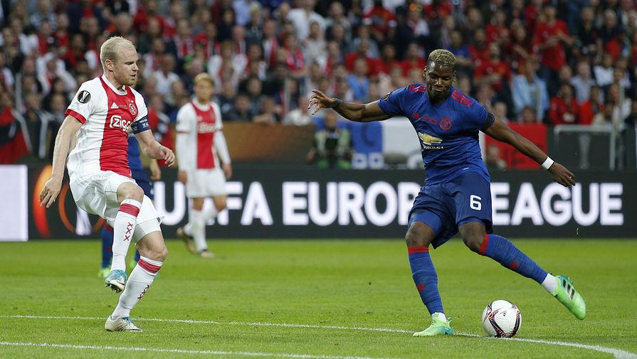 «Манчестер Юнайтед» отвергнул предложение «Барселоны» потрансферу Погба