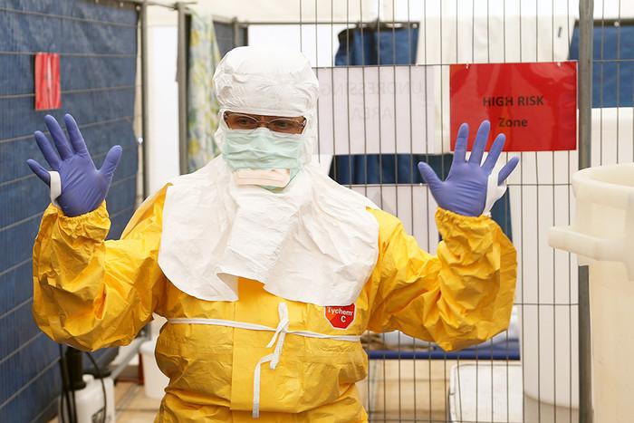 ВДР Конго новая вспышка лихорадки Эбола— ВОЗ