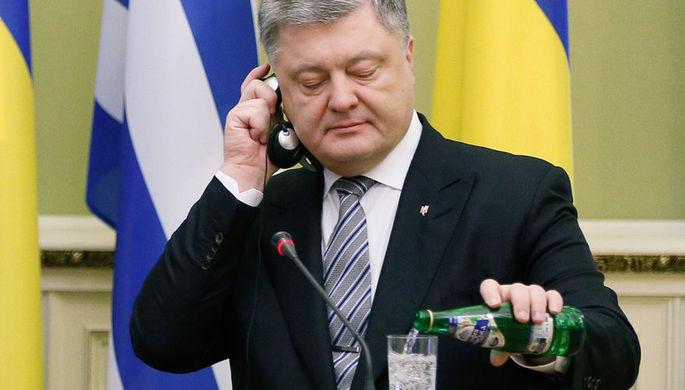 Пётр Порошенко позвонил журналистке ТСН, чтобы опровергнуть еерепортаж