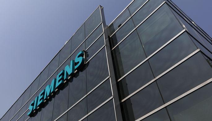 Siemens сделал заявление подальнейшему бизнесу вРоссии