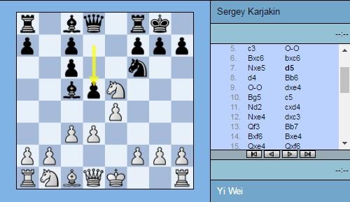 Противостояние продолжается: Сергей Карякин догнал Магнуса Карлсена по очкам на супертурнире в Голландии