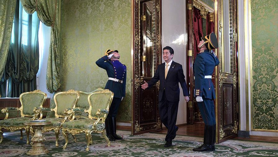 Абэ: Мирный договор между Японией иРоссией укрепит процветание Азии
