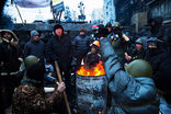 «Евромайдан» налаживает быт