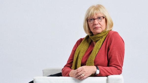Театральный критик Алена Солнцева