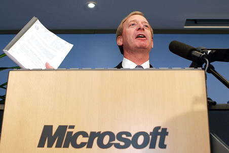 Apple � Cisco ���������� Microsoft � ������ ������ �������������
