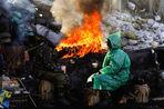 О судьбе «евромайдана» «Газета.Ru» поговорила с экс-министром обороны Украины Анатолием Гриценко