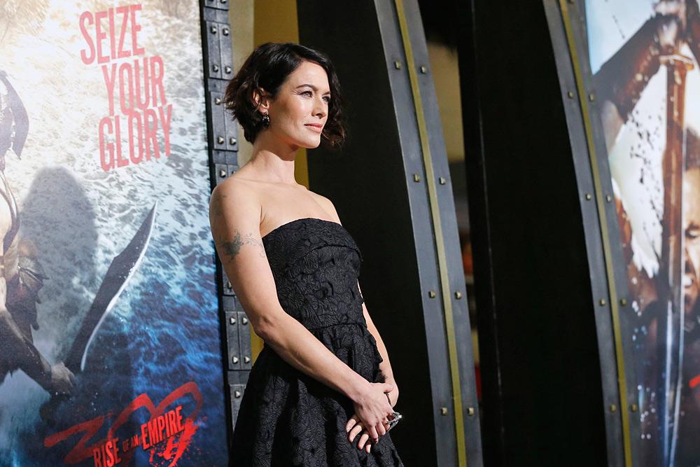 Актриса Лена Хеди рассказала «Газете.Ru» о фильме «300 спартанцев ...