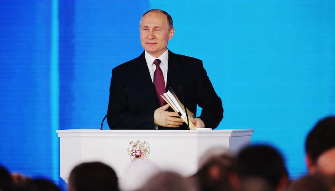 Кремль: Впреддверии выборов Владимир Путин посетит Севастополь