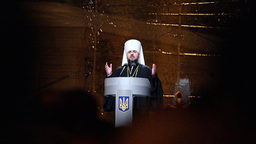 УПравославной церкви Украины есть претензия напатриархат— Филарет