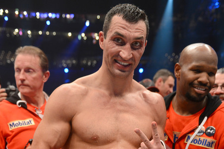 Кличко сохранил свои четыре чемпионских пояса