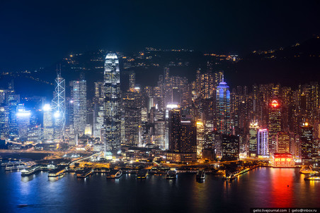 Фотопутешествие по Гонконгу