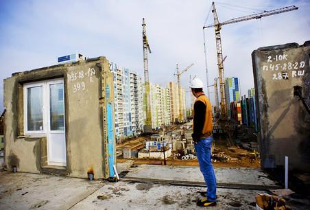 Строительные компании отреагировали на меры поддержки отрасли в кризис