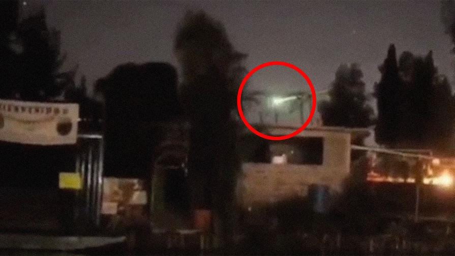 Падение метеорита наВенесуэлу сняли навидео