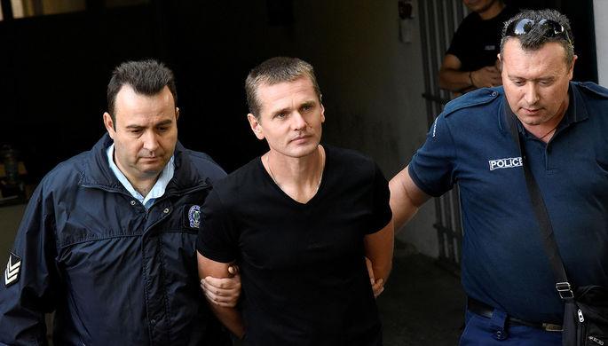 Обвиняемый вотмывании денежных средств попросил вГреции политического укрытия — Только неСША