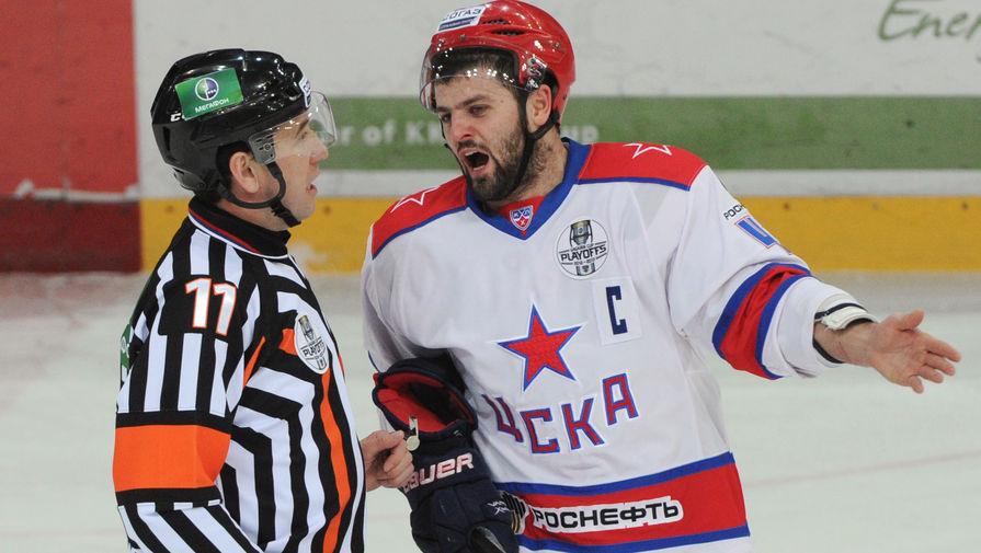 Хоккейный арбитр Кадыров скончался на 48-м году жизни - Газета.Ru