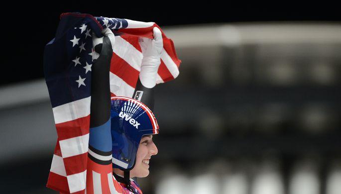 Знаменосца сборной США наоткрытии Олимпиады выбрали при помощи жребия