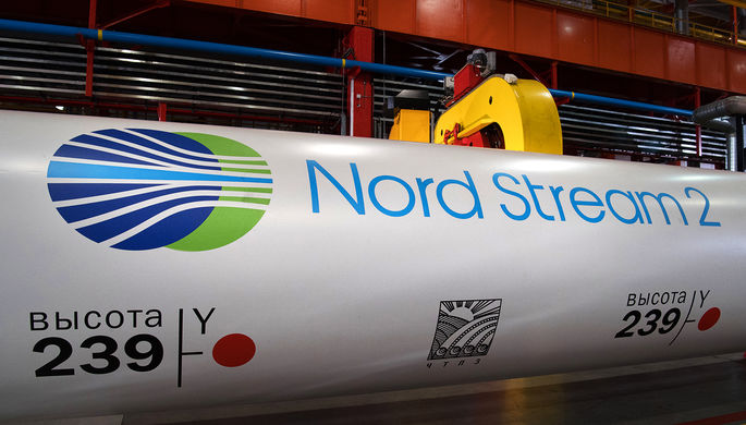 США пригрозили зарубежным организациям санкциями заработу над «Северным потоком-2»