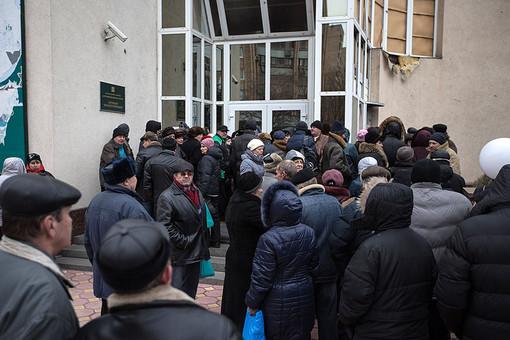 """Оккупанты призвали крымчан """"оставаться патриотами до конца"""" и хранить деньги в рублях - Цензор.НЕТ 2887"""