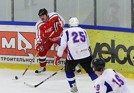 Для Александра Лукашенко хоккей— больше чем спорт