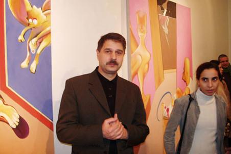 Картина Александра Савко «Нагорная проповедь» повторно признана «экстремистским материалом»