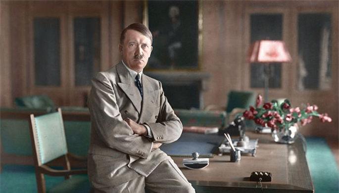 Размещены письма личного повара Гитлера