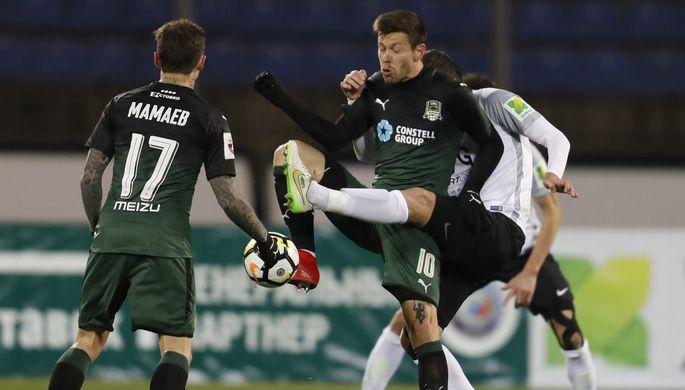 Дортмундская «Боруссия» может приобрести футболиста Смолова насмену Обамеянгу