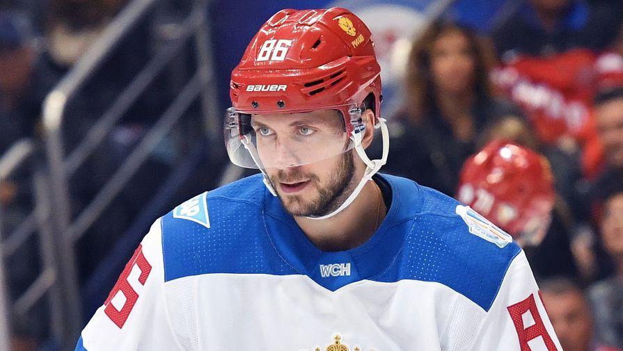 Хоккеисты «Металлурга» и«Автомобилиста» вызваны всборную РФ
