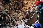 На месте обрушения здания в Бангладеш возник пожар, сообщает Associated Press .
