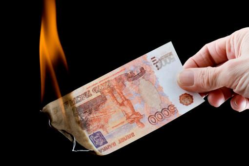 Рубль продолжает падение из-за возможных новых санкций против России - Цензор.НЕТ 8827