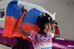 Россиянка Елена Никитина завоевала бронзовую медаль в соревнованиях скелетонисток