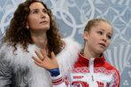 Этери Тутберидзе высказалась о выступлении ее подопечной Юлии Липницкой на Олимпиаде в Сочи