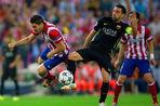 Мадридский «Атлетико» вышел в полуфинал Лиги чемпионов, обыграв «Барселону»